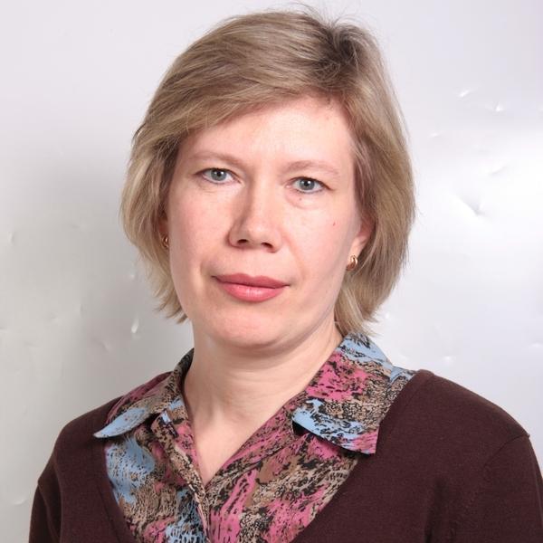 Сластя Ирина Васильевна
