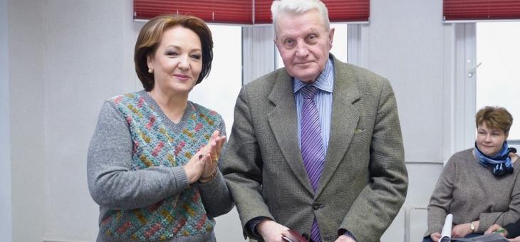 Поздравляем Владимира Александровича!
